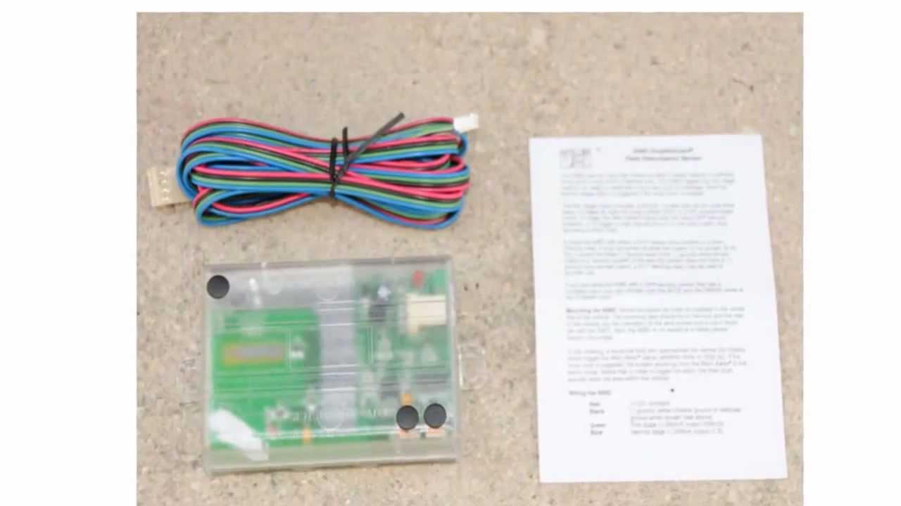 Proximity Radar Motion Sensor Dei 508d Any Car Alarm Mp4