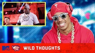 Mariah Carey Makes Shaq Apologize For A Bad Joke 😱 | Wild 'N Out | #WildThoughts