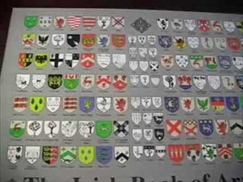Irish Coats of Arms, Crests, Family Tartans, Heraldry