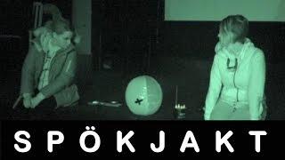 Spökjakt - Sjömanskyrkan i Gävle - LaxTon Ghost Sweden
