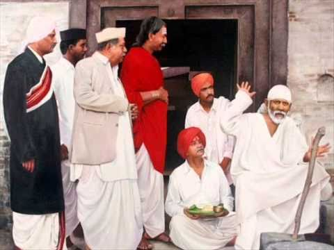 Shirdi Sai Baba Story - Telugu Song video