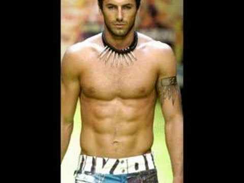 tattooed shirtless men - not only rock stars Video