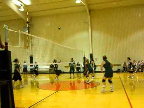 Christian Ministries Academy Volleyball 2010