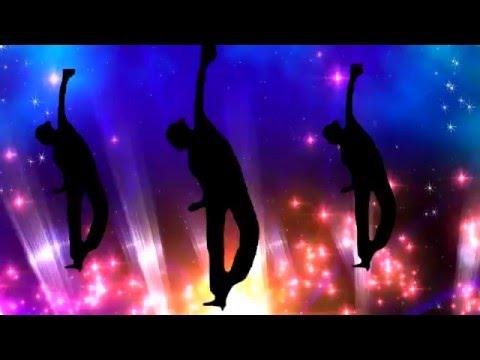 Футаж Дискотека танцы 19