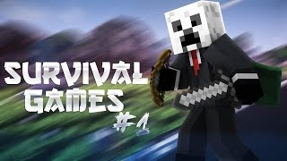 Minecraft Hunger Games #1: A New Beginning