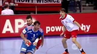Najljepši trenuci hrvatskog sporta - rukomet 2016 Hrvatska Poljska mini film