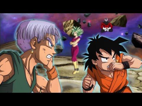 Was Wäre Wenn Goten & Trunks beim Turnier der Kraft mitgemacht hätten! (Dragonball Super)