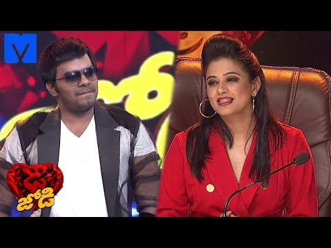 Sudigali Sudheer Introduction Promo - Dhee Jodi Promo - 5th December 2018 - Sudheer,Priyamani