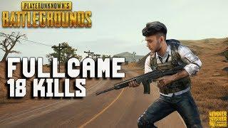 FULLGAME 18 KILLS MIRAMAR!