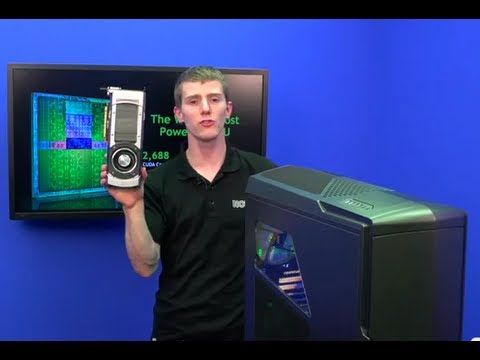 NVIDIA Geforce GTX TITAN First Look NCIX Tech Tips