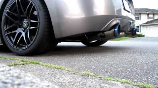370z HKS Hi Power Exhaust Rev