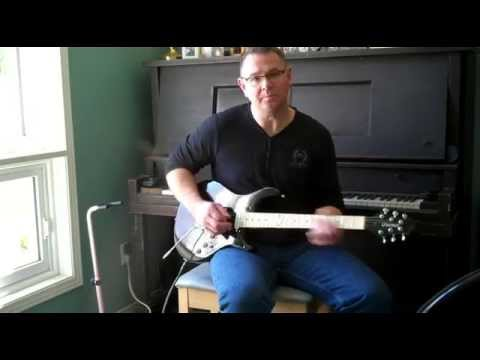 Guitar Solo For Blue Rodeo's After the Rain