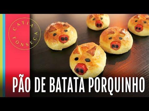 COMO FAZER: Pão de batata Porquinho thumbnail