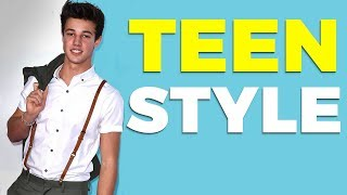 Best Style Tips for Teenagers   Teen Fashion   Alex Costa
