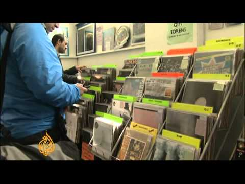 World's oldest record shop bucks digital trend