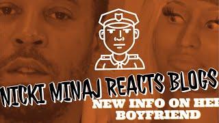 Nicki Minaj REACTS MEDIA Reporting in new Boyfriend Jail History