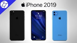 The 3 NEW iPhones for 2019!