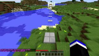 Minecraft Parkour: Sprint Jumps