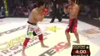 Frank Shamrock vs Phil Baroni