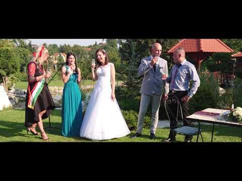 Sunnie Hudson Esküvő DJ Videó - Melinda és Karesz 2020.08.08.