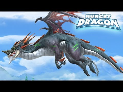 *UNLOCKING* THE LARGEST DRAGON DRACONIS!!! - Hungry Dragon Ep13 HD