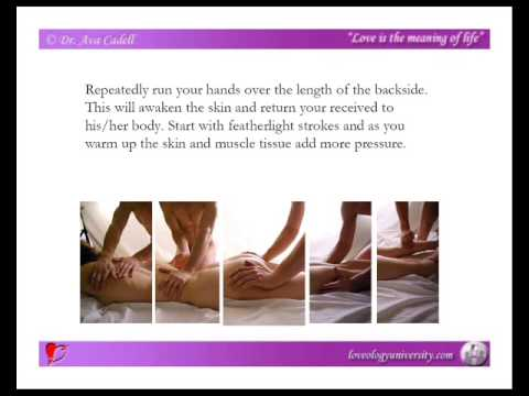 The Art of Erotic Massage to Give and Receive Pleasure
