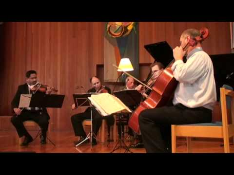 Alexander String Quartet: Dvorák Piano Quintet in A Major, Op. 81 - IV. Finale