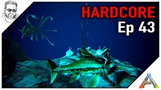 ... ARK HARDCORE   Blueprints Ascendant Nas Deep Sea Loot Crates Ep 43    Série Ark Hardcore