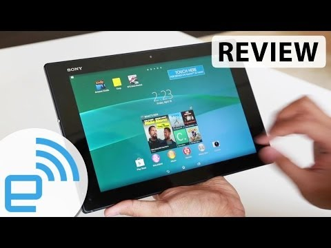 Sony Xperia Z2 Tablet review | Engadget