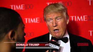 Donald Trump on young Black voters