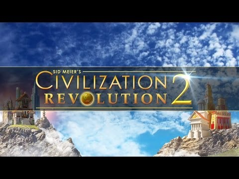 Sid Meier's Civilization Revolution 2: Launch Trailer (Italiano)