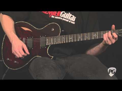 Video Review - Schecter Guitars Hellraiser Solo 6 E a video