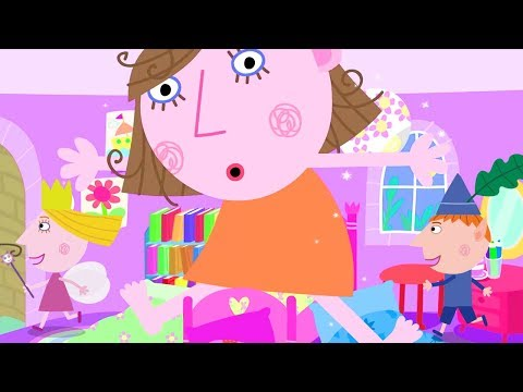 Ben and Holly's Little Kingdom Full Episodes 👍 Lucy's Sleepover   HD Cartoons for Kids
