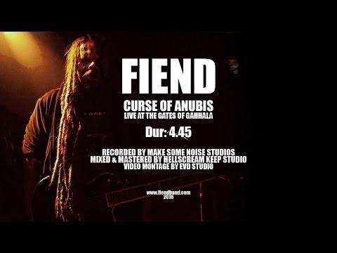 Fiend - Curse Of Anubis