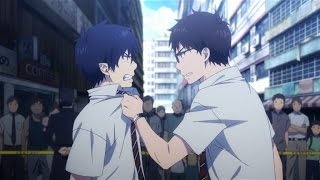 Blue Exorcist Season 2 Episode 1 Anime Review - The Impure Demon King