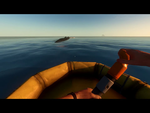 Stranded Deep Gameplay ➤ HUMPBACK WHALE! Update Information