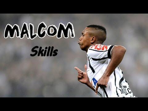 Malcom ● Goals & Skills ● SC Corinthians ● 2014-2015  HD 