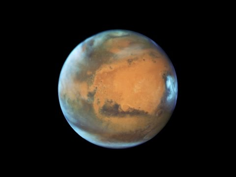 Hubble's New View of Mars and Planets