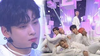 Astro 아스트로 All Night 전화해 A인기가요 Inkigayo 20190120