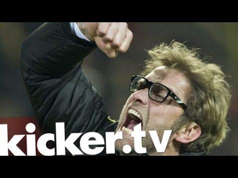 Wie Jürgen Klopp mit der Brechstange das Spiel drehte .. . kicker.tv