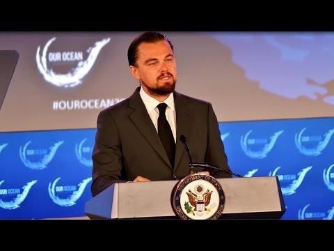 Leo DiCaprio Pledges 7 Million for Oceans