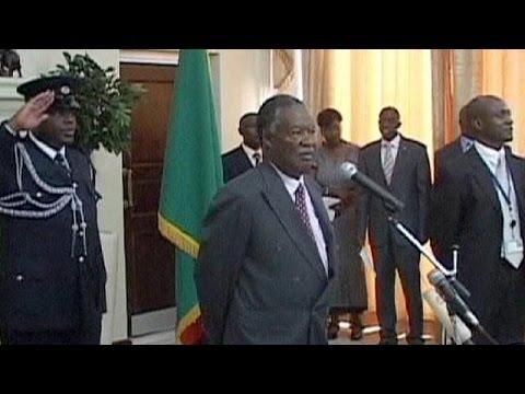Fallece en Londres el presidente de Zambia