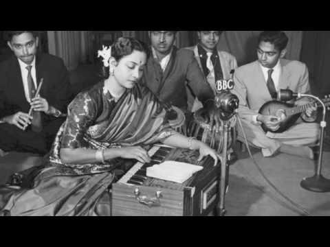 Geeta Dutt  Raat Abhi Baaki Hain  Film - Baghdad 1952
