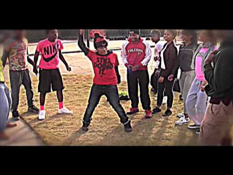 #NaeNae StockBridge High School  - Pt  2 (Official Dance Video)