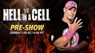 WWE Hell in a Cell 2012 - Pre-Show