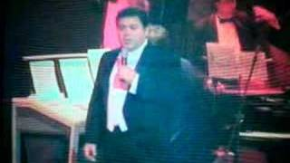 Mauro Calderon Sings Time To Say Goodbye Like Bocelli Potts