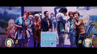 Tales of the Rays - Gamescom Trivia Challenge #2 | iOS, Android