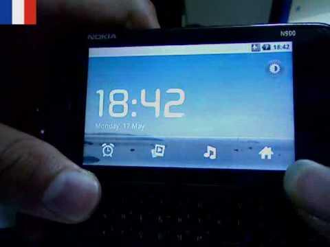 n900 как делать android