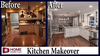 (6.05 MB) Kitchen Remodel - Before & After | White Kitchen Design Mp3