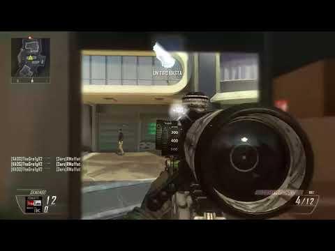 TheGrefgV2 Black Ops II Game Clip